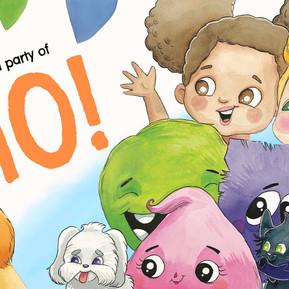 Baboo's party of 10!