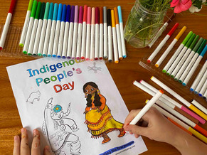Reflections on Indigenous Peoples' Day