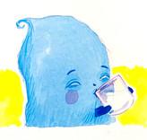 Baboo likes milk 2