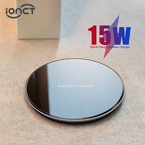 iONCT 15W Qi Wireless Charger Pad
