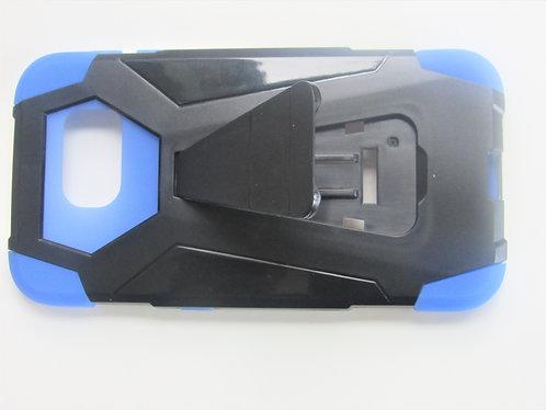 Armor Case w/ kickstand(Blue/Black) galaxy 6
