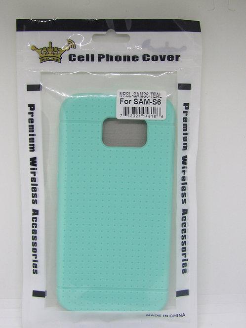 Rubber Grip Case (Teal)