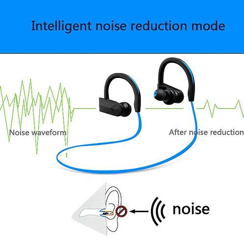 K98 Bluetooth Earphone,Wireless Headphones,Sweatproof Sport Headset