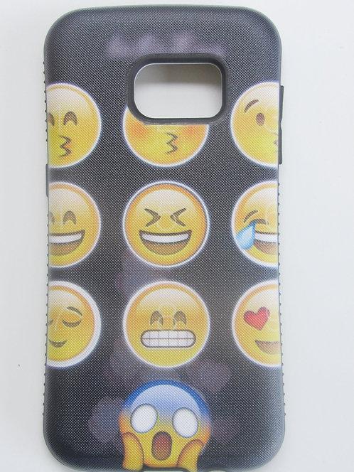 Emoji 360 Protection Case (Galaxy 6)