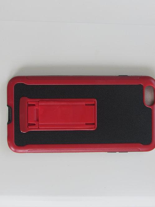 Kickstand Hybrid Case (Red)