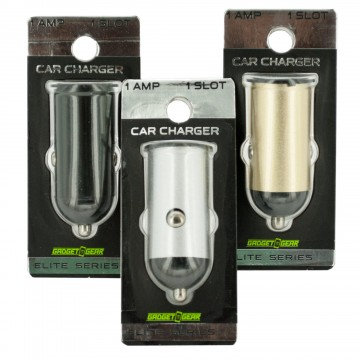 Elite series 1 slot Car Charger (1 Dozen)