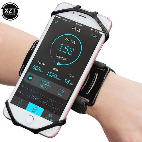 Universal Outdoor Sports Phone Holder Armband Wrist Case Running Phone