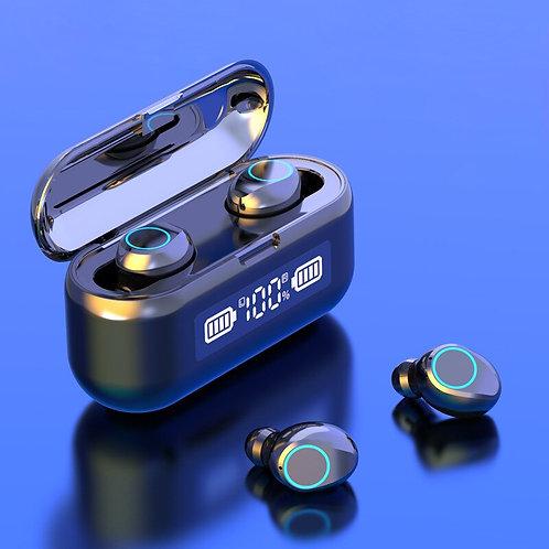 Wireless Bluetooth 5.0 Earphone Smart Digital Display