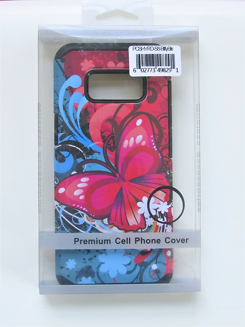 Butterfly Bliss Hybrid Case Samsung 8