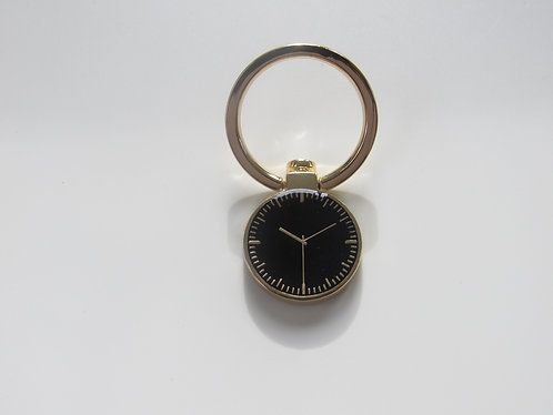 Clock Style Phone Ring (Gold)