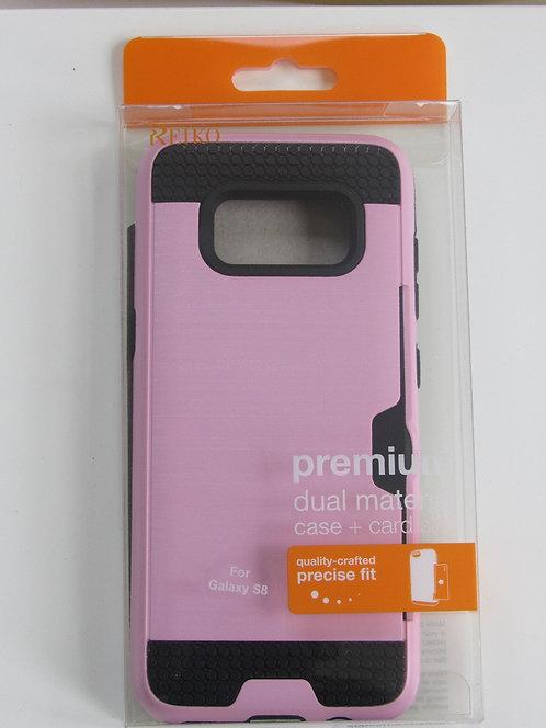 Hybrid Case Galaxy 8 (Pink)