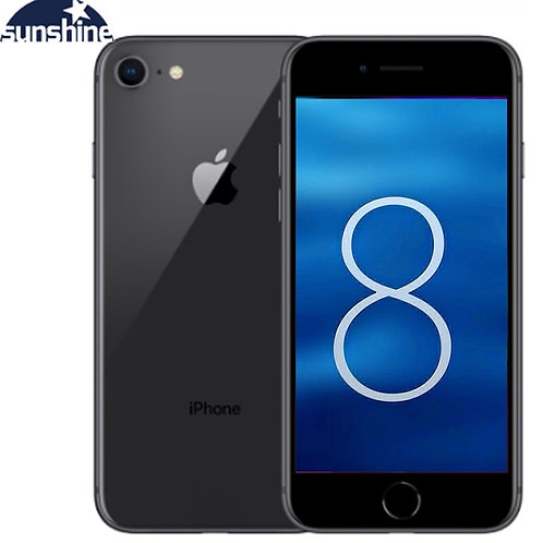 Apple iPhone 8 2G RAM 64gb/256gb4G LTE  4.7''12.0 MP Camera Hexa-Core IOS