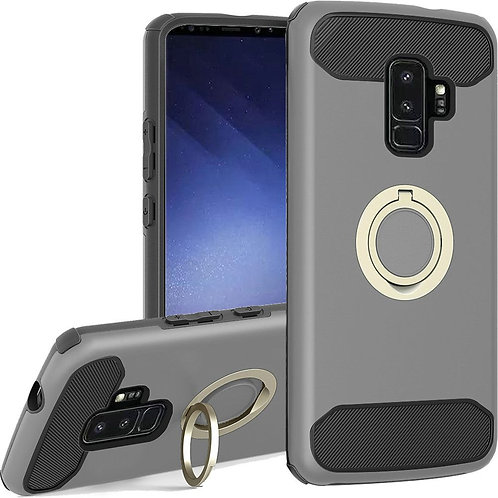 Samsung 9 Plus Ring Case (Grey)