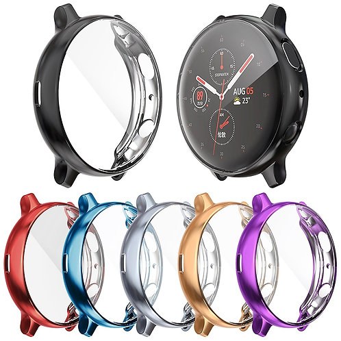 Screen Protector Case for Samsung Galaxy Watch Active 2  44mm 40mm