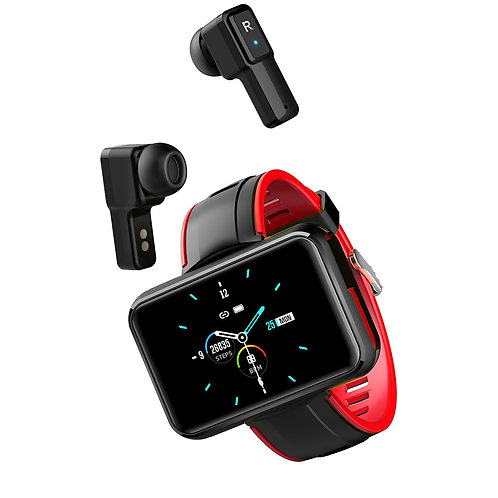TWS Wireless Bluetooth Smartwatch (Earbuds not included)