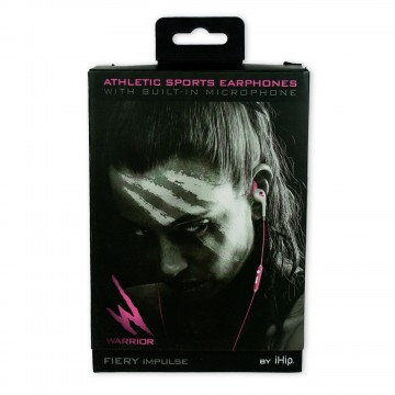 Warrior Athletic Sports Earphones