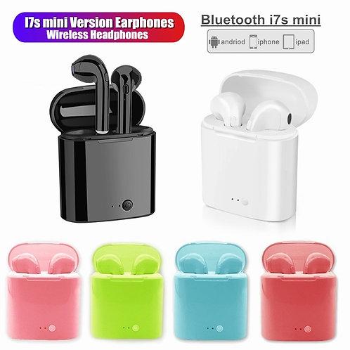 Mini Wireless Earphones Bluetooth Headphones Mini Colorful Earbuds
