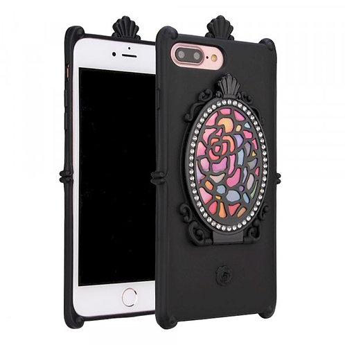 Flip Mirrored Case (Black)