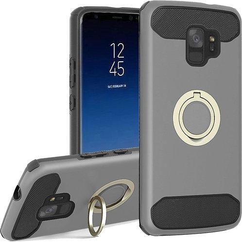 Samsung S9 Ring Case (Grey)