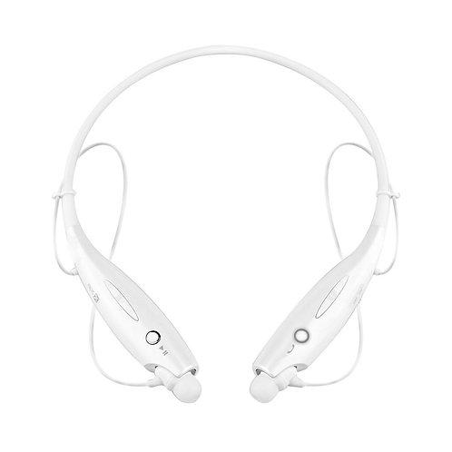 Sport Neckband Set Talk/Music (White)