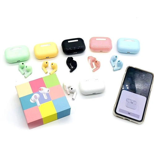 Macaron Inpods 13 TWS Earphones 3rd Gen 13 Pro With Charge Box Wireless Earbuds
