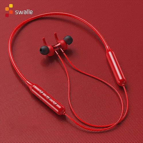 Headset Handsfree Waterproof Earbuds With Mic Bluetooth Earpiece
