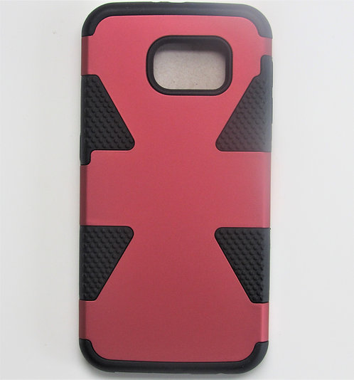 Armor Grip Case (Ruby Red) Galaxy 6