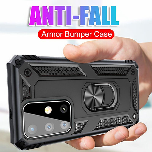 Luxury Armor Shockproof Phone Case for
