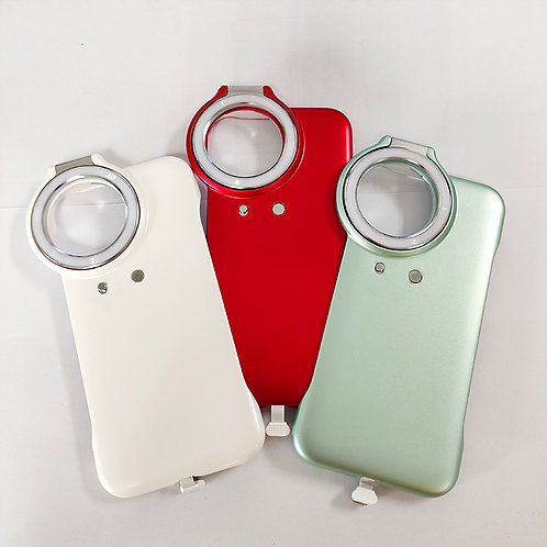Selfie Light Portable Mobile Phone Ringlight Case Led Camera