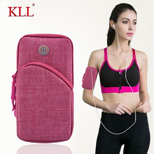 Sports Running Armband Phone Bag Universal