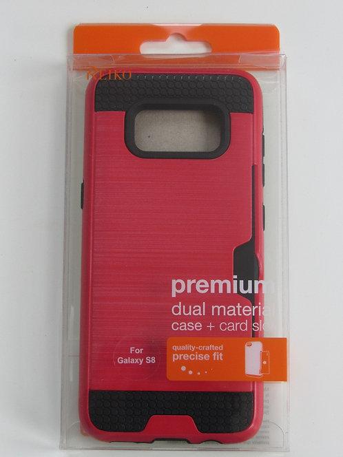Hybrid Case Galaxy 8 (Red)