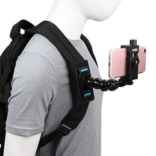 Outdoor Mobile Backpack Phone holder Clip