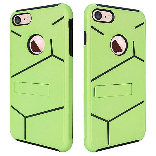 HLX Slim Armor Case w/ kickstand (Neon Green)