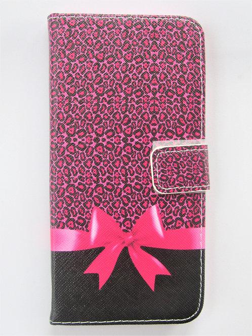 Pink BowTie  Portfolio Case