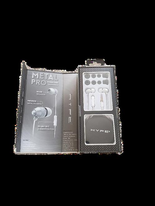 Metal Pro Earphones