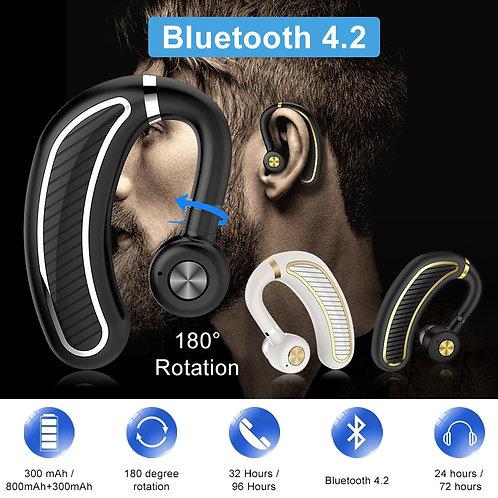 K21 Fone Bluetooth 4.2 Headset Sport Wireless Earphone Sweatproof Fitness