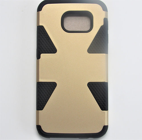 Armor Grip Case (Gold/Black)