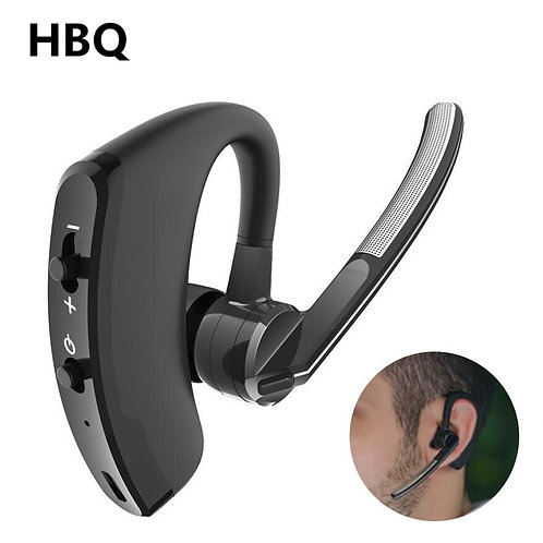 New V8 Wireless Bluetooth Earphone With Stereo HD Mic Handsfree