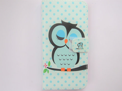 Sleepy Owl Portfolio Case