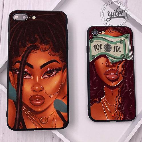 Fashion Girls Phone Case