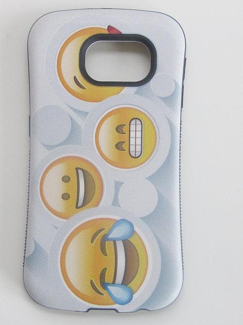 Emoji 360 Protection Case Galaxy6