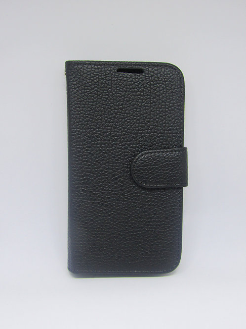 Premium Wallet Case with strap Galaxy 6