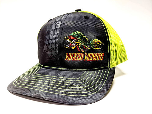 Wicked Weights Richardson Style Hat
