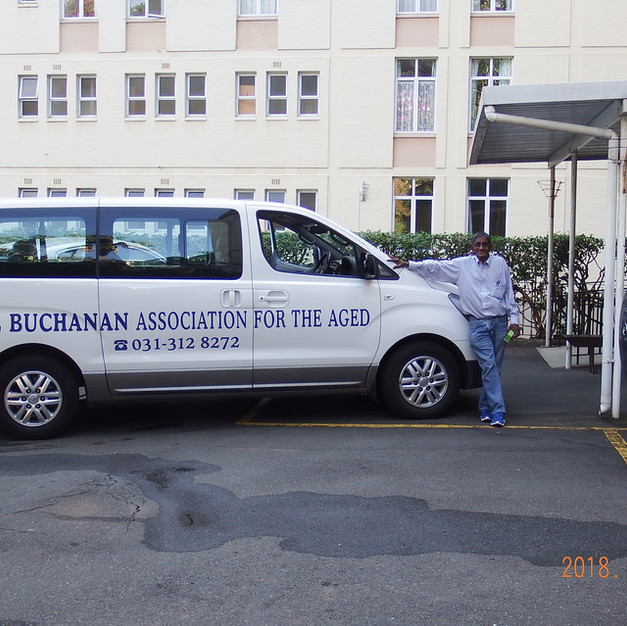 Bill Buchanan Transport