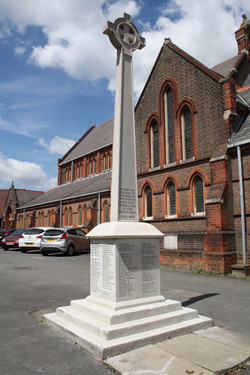 Christ Church War Maemorial