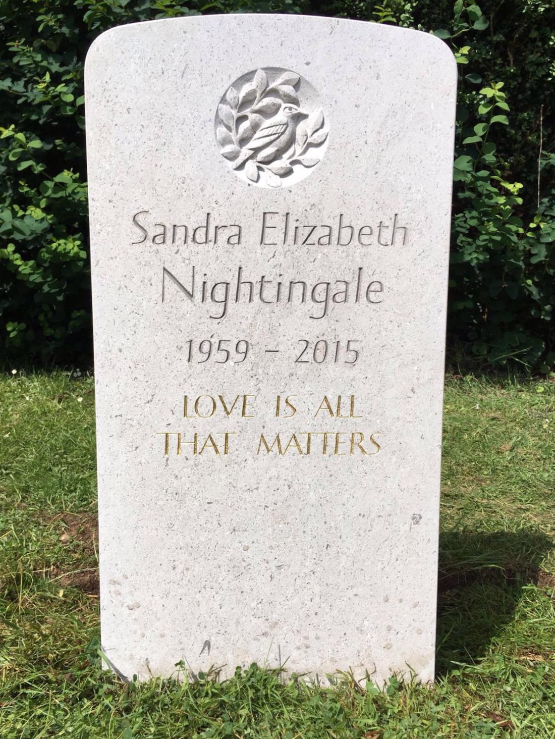Nabresina Headstone