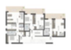 Grundriss Eschenran 1. Obergeschoss
