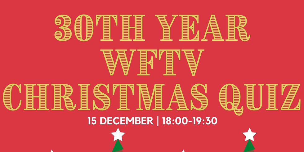 30th Year WFTV Christmas Quiz