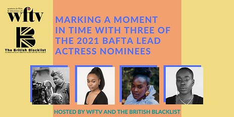 Making a moment with Bafta