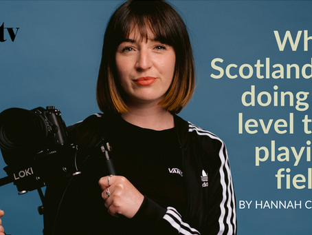 What Scotland is doing to level the playing field.